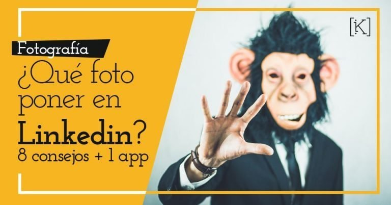 Blog fotos para Linkedin + app
