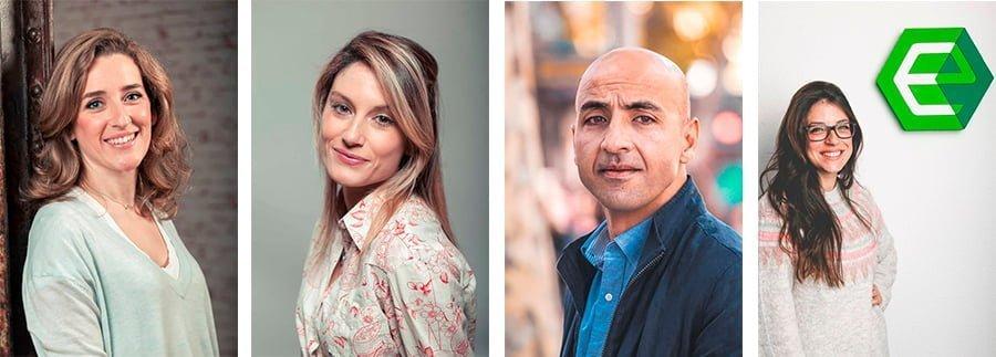 Fondos para retratos
