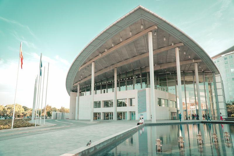 El Palacio de Congresos de Valencia es la sede del DSMValencia 2017