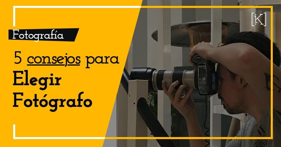 elegir fotografo mrkii