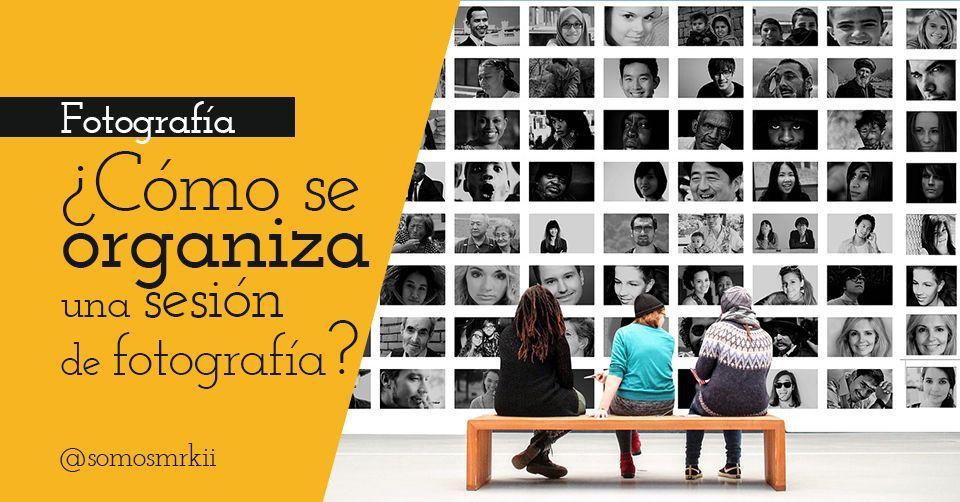 Organizar sesion fotografía corporativa